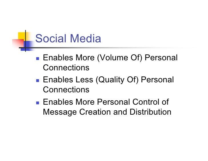 Social Media 101 Slide 3