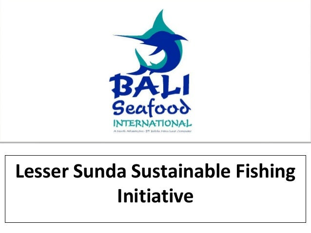 Lesser Sunda Sustainable Fishing Initiative