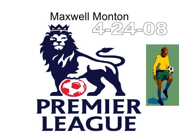 Maxwell Monton
