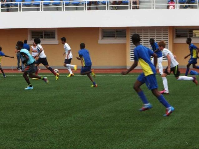 Soccer camp 2013
