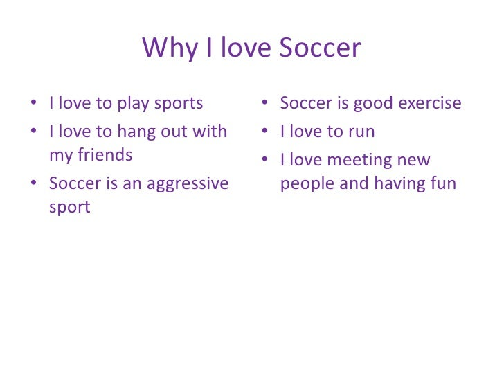 love for soccer quotes