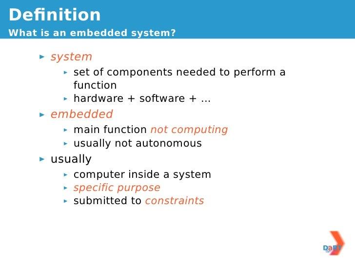 System On Chip Design Embedded System Design Challenges