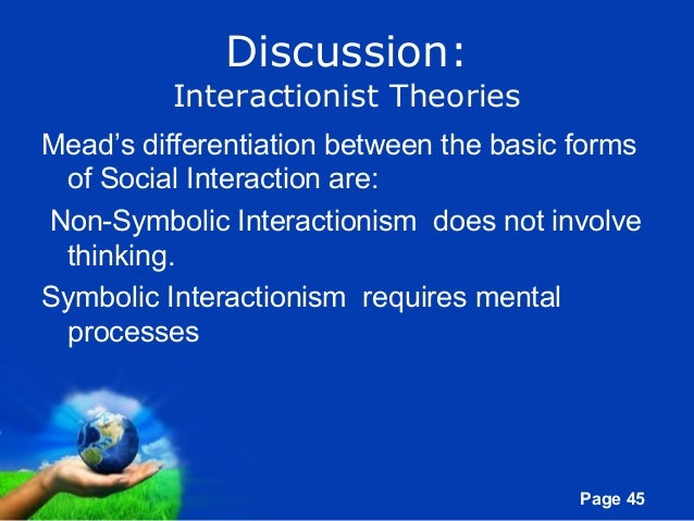 social dimensions of education introduction  45 powerpoint templatespage 45discussion interactionist