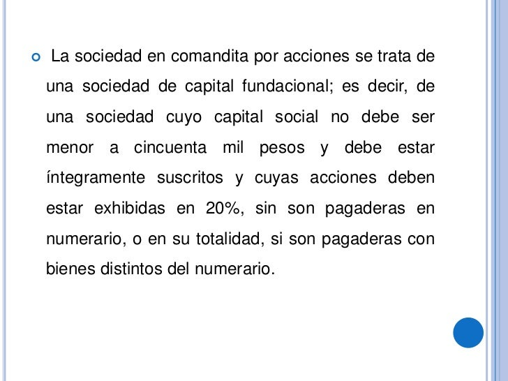 TIPOS DE SOCIOS