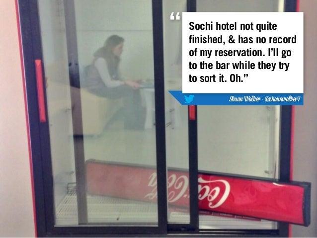 Sochi hotel not quite