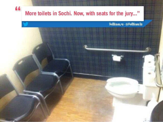 The Very Best Tweets of SOCHIPROBLEMS