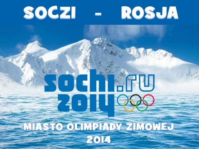 Sochi is the largest summer resort in Russia. Located in Krasnodar Krai near the border with Georgia (Abkhazia). From the ...