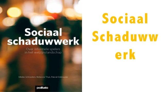 Sociaal Schaduww erk