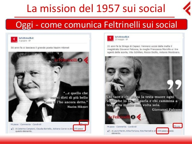 """Incorporating the """"social"""" dimension with the  e-commerce in editorial retail: Feltrinelli Case History - Davide Surace"""