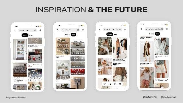 #SMWONE @joelleirvine#SMWONE @joelleirvineImage source: Pinterest INSPIRATION & THE FUTURE