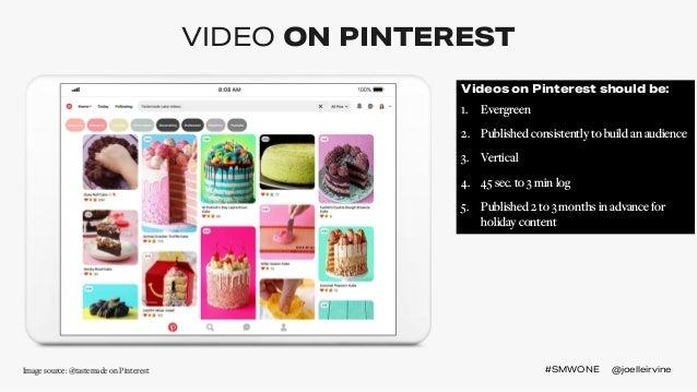 #SMWONE @joelleirvine#SMWONE @joelleirvineImage source: @tastemade on Pinterest VIDEO ON PINTEREST Videos on Pinterest sho...