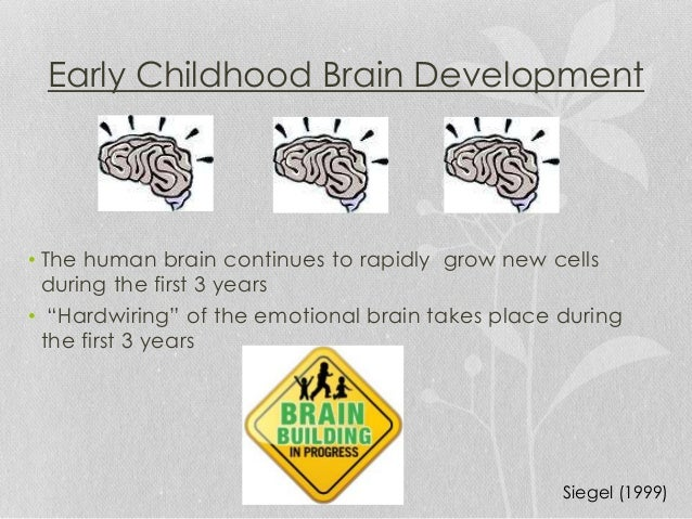childhood emotional development stages