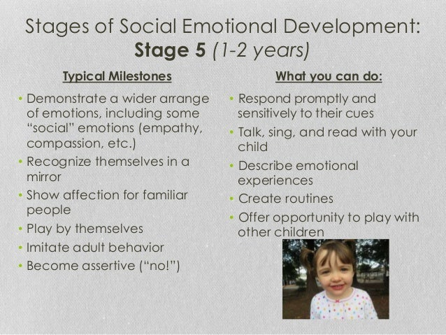 social and emotional develpment for 7 12 years 12- to 14-year-olds: ages and stages of youth development understanding the different stages of youth development supports youth programming efforts as it encourages relationship building between youth and adult volunteers.