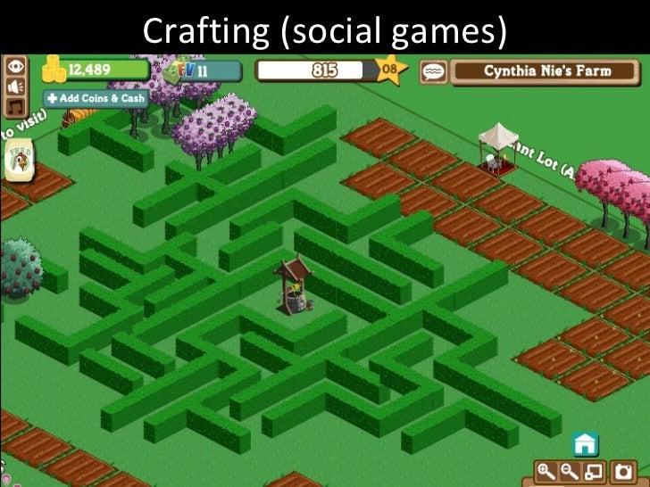 Crafting (social games)