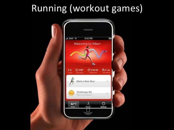 Running (workout games)