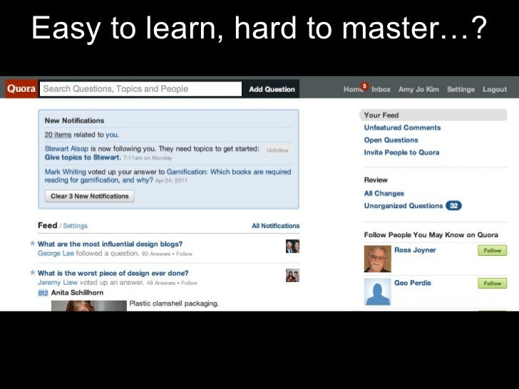 Easy to learn, hard to master…?