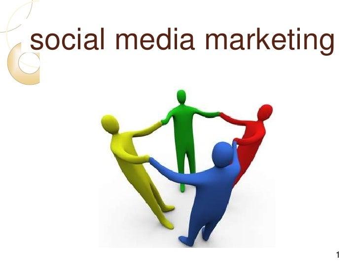 1<br />social media marketing<br />
