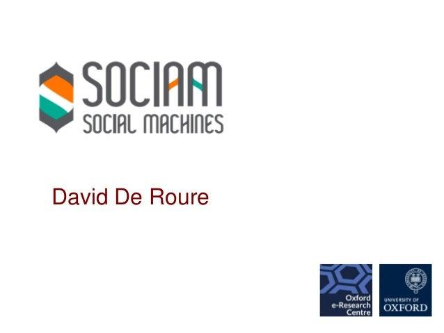 David De Roure
