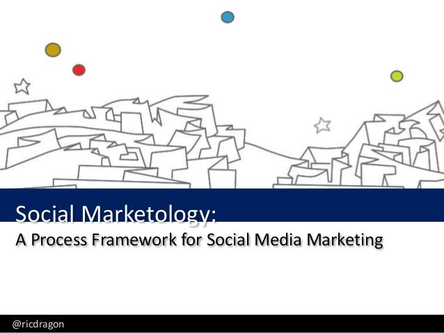 Ric Dragon, CEO, DragonSearch - @ricdragonSocial Marketology:A Process Framework for Social Media Marketing@ricdragon