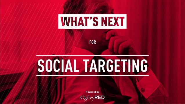 FOR Powered by SOCIAL TARGETING