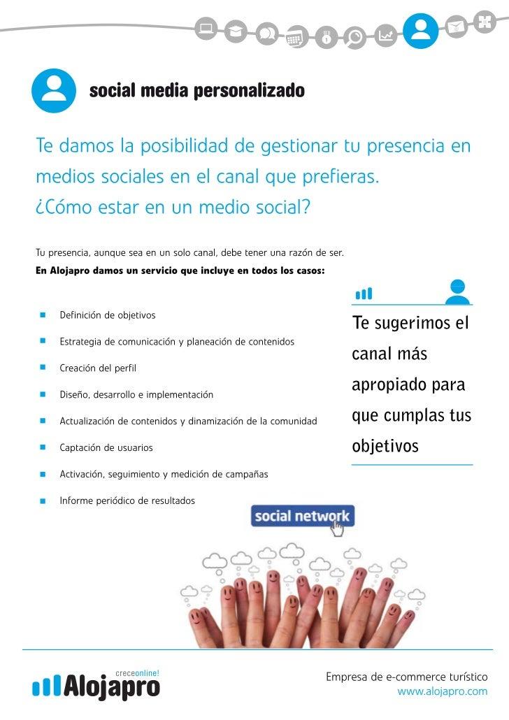 Social Media Personalizado
