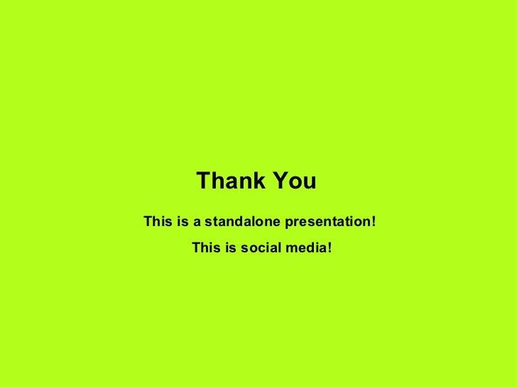 Social Media Slide 45