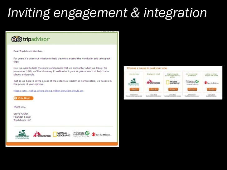 Engagement integration - Over 9000 ideas engaged