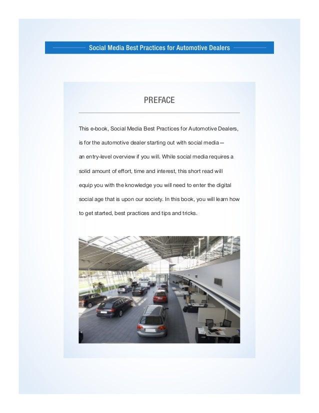 Social media best practices for automotive industry Slide 2