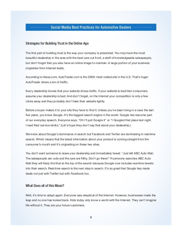 best social media practices for tiger Best social media practices for business to help you maximize the value you get out of social media platforms as marketing tools.