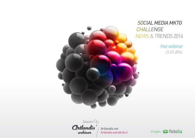 Social Media Challenge, News & Trends 2014