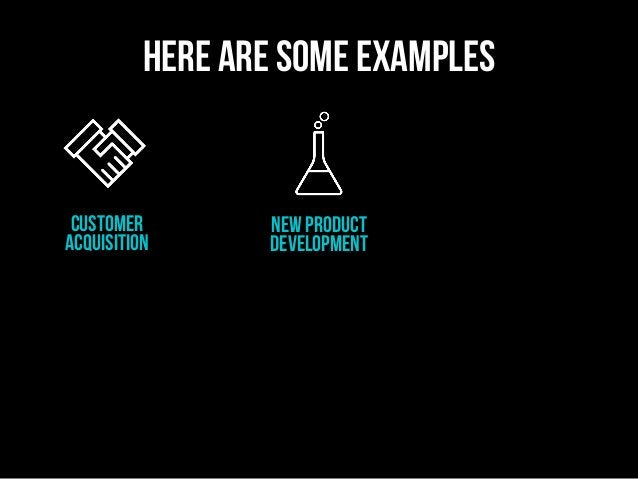 customer acquisition new product development here are some examples