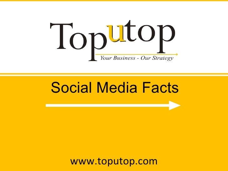 www.toputop.com Social Media Facts