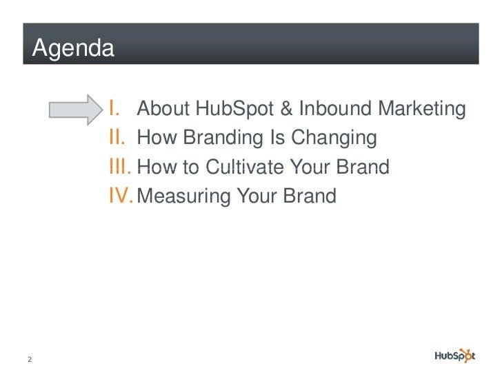 How to Use Social Media for Branding Slide 2