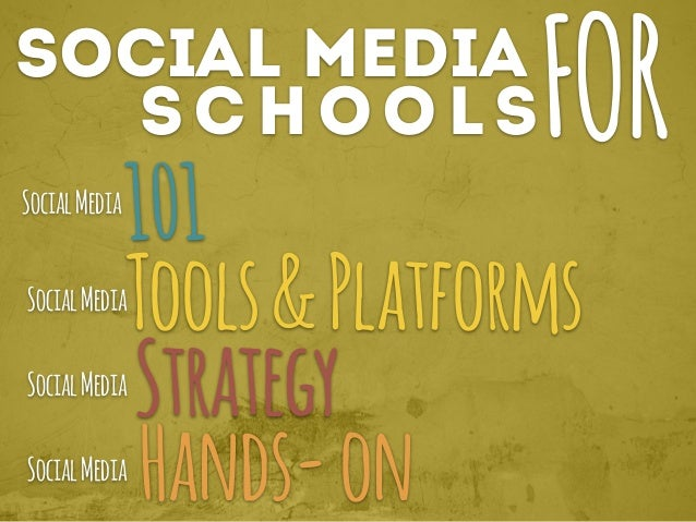 Media isabout FORSchools Social StorytellingCurate,share,addvalue,teach& learn,makecontent& connectionsvisible&Visual Docu...