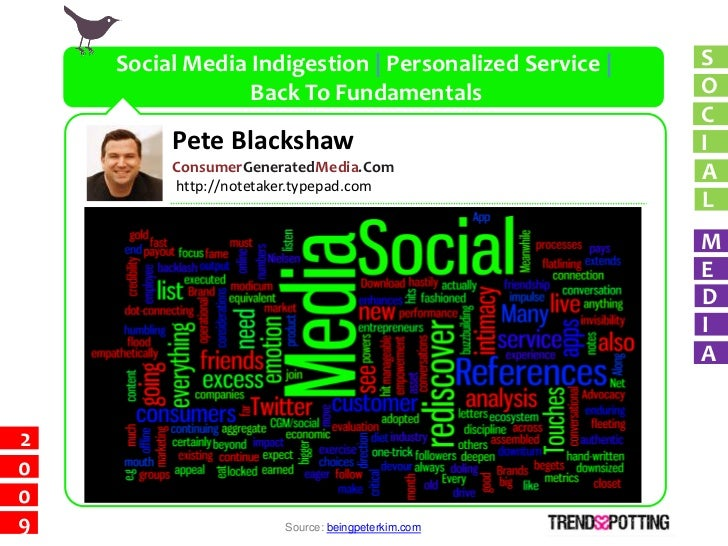 Social Media Indigestion   Personalized Service     S                  Back To Fundamentals                   O           ...
