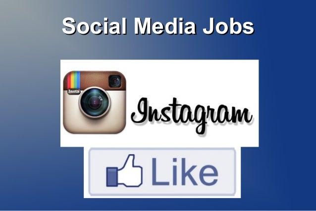Social Media JobsSocial Media Jobs Geoff Dodd