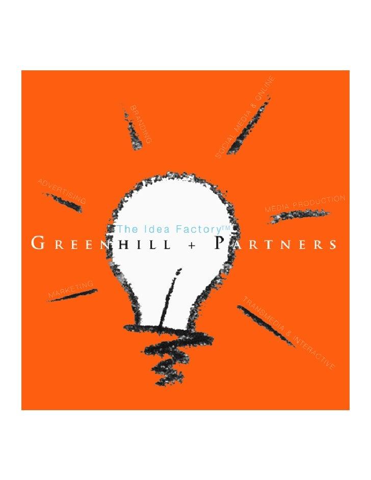Duke Greenhill Partners - Social media-marketing