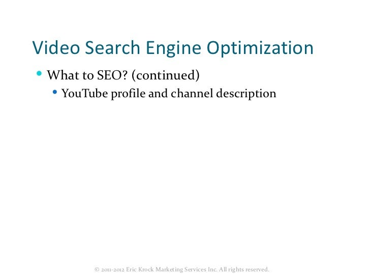 Getting Started with Social Media Marketing slideshare - 웹