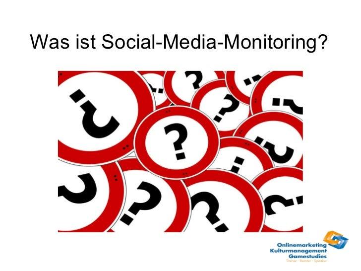 Was ist Social-Media-Monitoring?