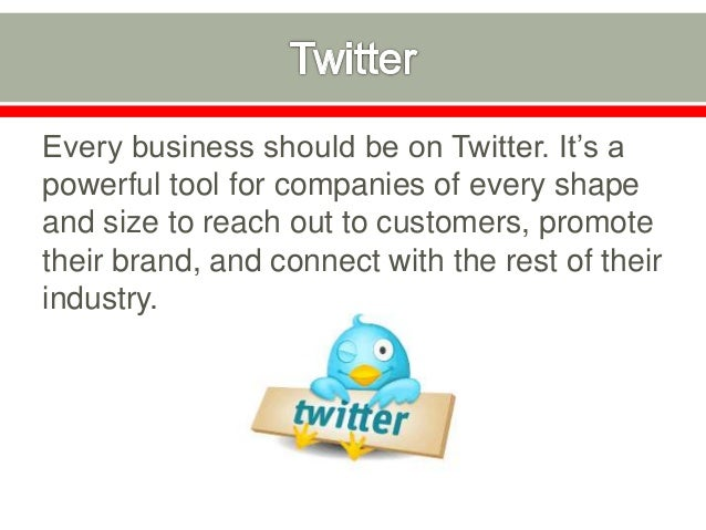  If you want some help building your first connections, Twitter can help you get started. From the screen where you creat...