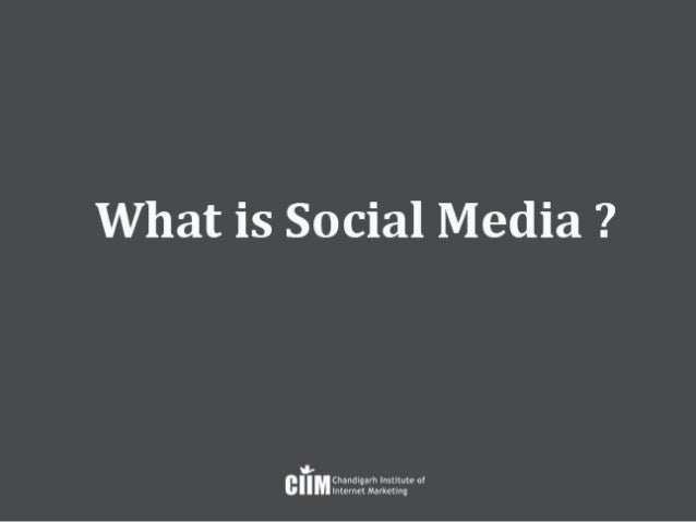 How to Learn Advance Social Media Marketing with Ciim Slide 2