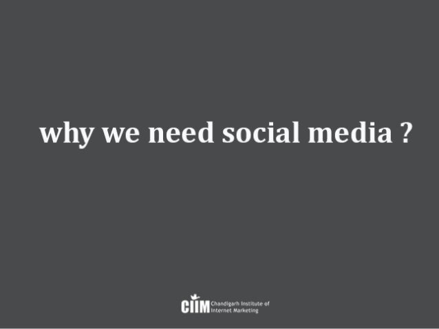 How to Learn Advance Social Media Marketing with Ciim Slide 3