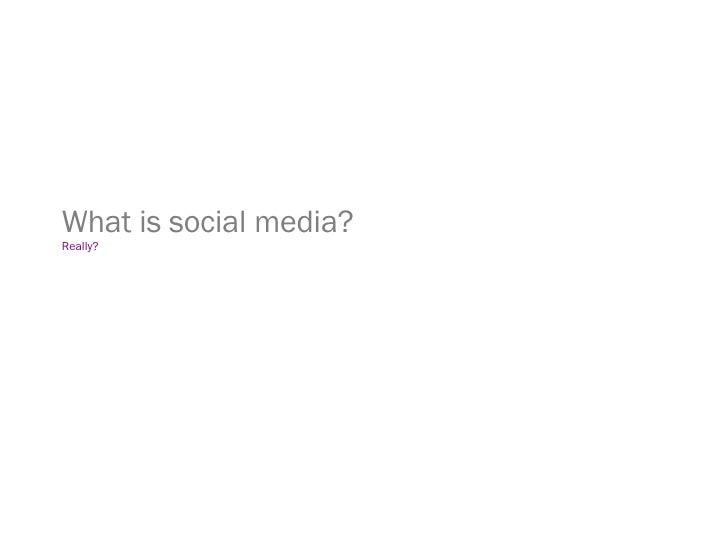 Social Media Perspectives Slide 2