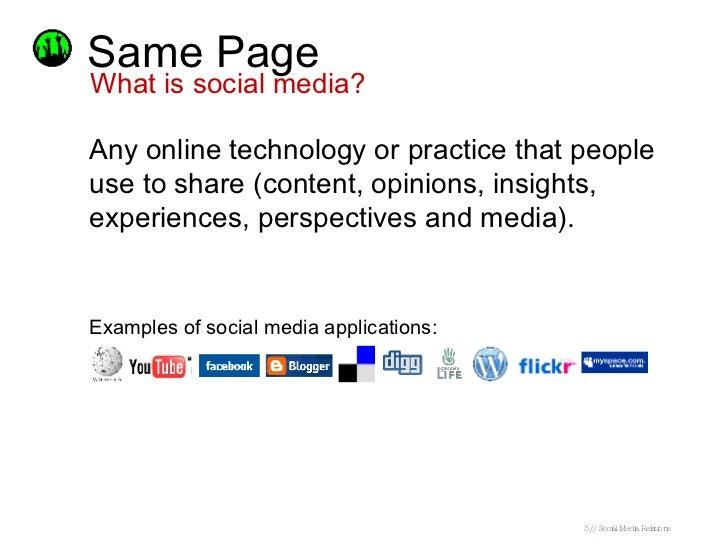 Social Media Relations Slide 3