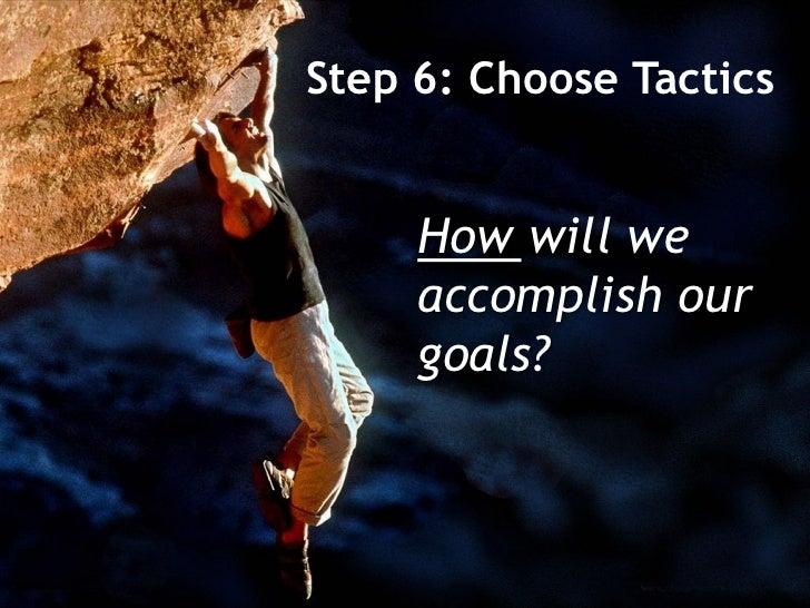 Understand & Chart How Social Channels Serve Your Goals...                      Insert                                    ...