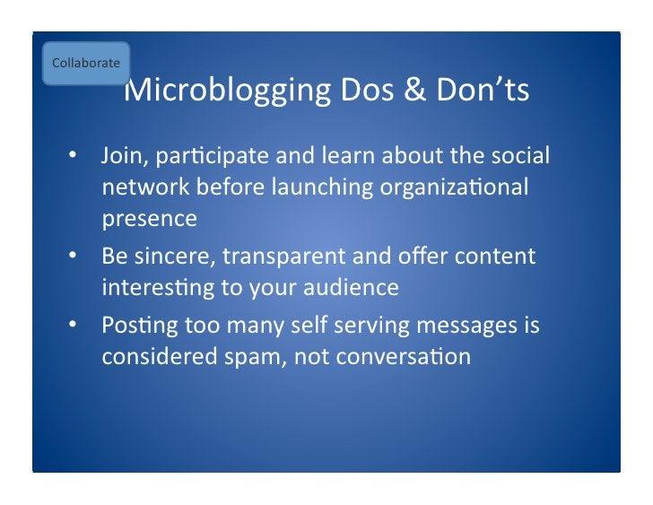Social Media Toolbox