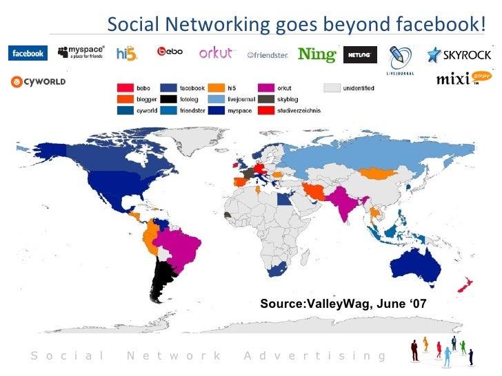 Social Networking goes beyond facebook! Source:ValleyWag, June '07