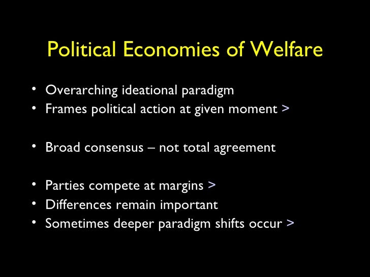 an analysis of the importance of welfare in the society and economy Role and importance of money in modern economy in modern economics, money has been considered as the most dynamic element in the economy as well as a link between the present and the future.