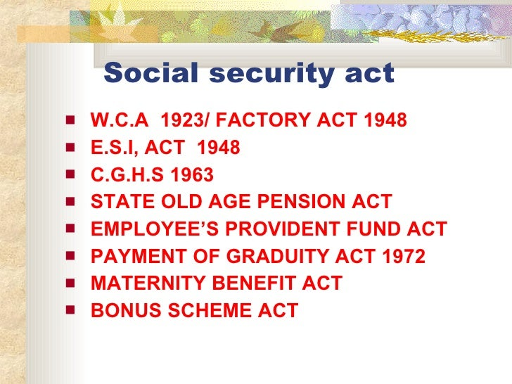 payment of graduity act Brief about the payment of gratuity (amendment) act, 2018.