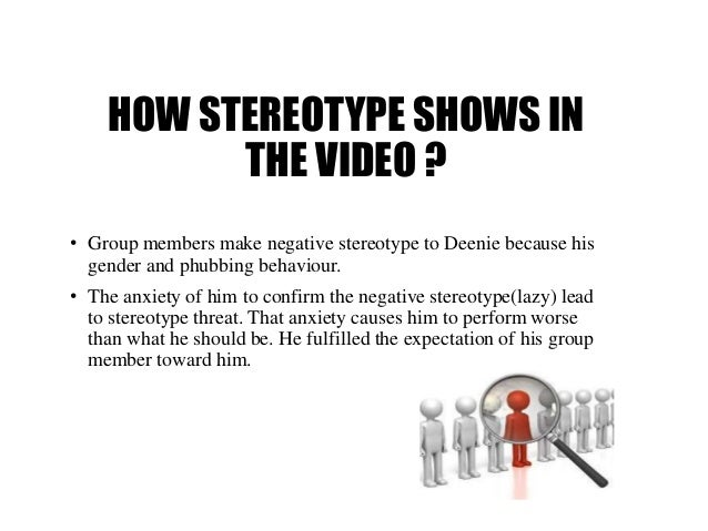 stereotype threat is a phenomenon psychology essay Controversial and also may threaten its effectiveness one concern that has   stereotype threat is a complex psychological phenomenon that oc- curs only  when.
